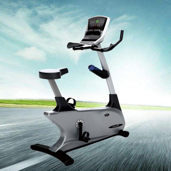 u40直立式健身车图片