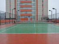 南昌市东方豪景花园酒店有限公司 硅PU网球场