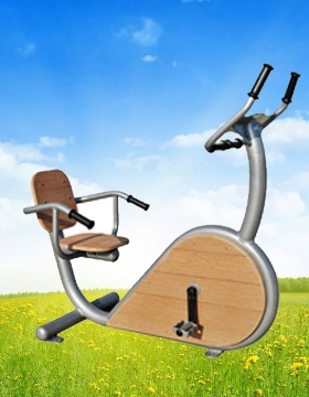 HJSMG028卧式健身车